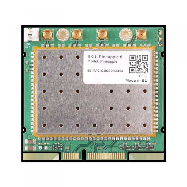 Pineapple 6 mini-PCIe radio card
